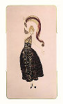 Flamenco 1987 Limited Edition Print -  Erte