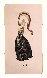 Flamenco 1987 Limited Edition Print by  Erte - 0