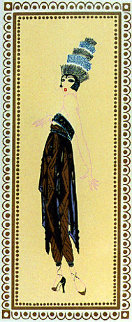 Temptress - Vamps Suite 1979 Limited Edition Print by  Erte