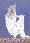 Arctic Sea 1981 Limited Edition Print -  Erte