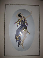 Bacchante 1987 Limited Edition Print by  Erte - 1