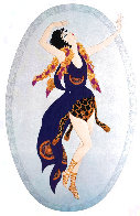 Bacchante 1987 Limited Edition Print by  Erte - 0