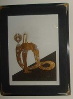Celestial Virtues Suite of 2 1985 Limited Edition Print by  Erte - 2