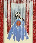 Love's Captive 1982 Limited Edition Print -  Erte