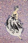Tuxedo 1986 Limited Edition Print -  Erte