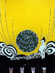 Selection of a Heart AP 1978 Limited Edition Print -  Erte