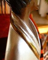 Madame Butterfly Bronze Sculpture 1990 19 in Sculpture by  Erte - 2