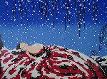 Sleeping Beauty 1983 Limited Edition Print -  Erte