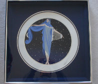 Sunrise/Moonglow Suite of 2 1984 Limited Edition Print by  Erte - 2