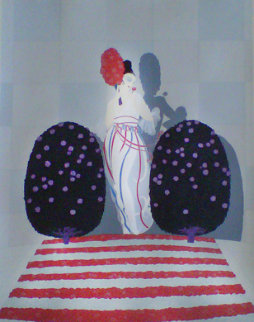 Lafayette 1979 Limited Edition Print by  Erte