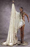Slave Bronze Sculpture 1990 18 in Sculpture by  Erte - 0