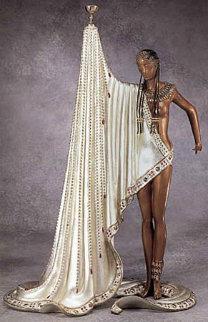 Slave Bronze Sculpture 1990 Sculpture by  Erte