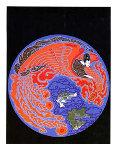 Dream Voyage 1977 Limited Edition Print -  Erte