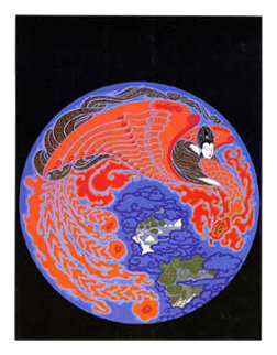 Dream Voyage 1977 Limited Edition Print by  Erte
