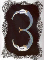 Numerals Suite of 10 1980 Limited Edition Print by  Erte - 6