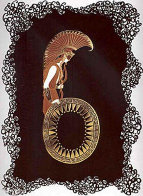Numerals Suite of 10 1980 Limited Edition Print by  Erte - 9