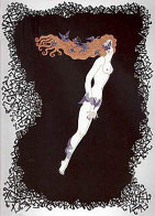 Numerals Suite of 10 1980 Limited Edition Print by  Erte - 10