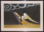 Angel 1983 Limited Edition Print -  Erte