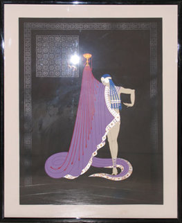Slave 1983 Limited Edition Print by  Erte