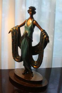 Gala Bronze Sculpture 1983 Sculpture -  Erte