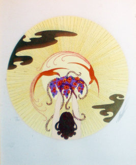 Noon 1980 Limited Edition Print by  Erte