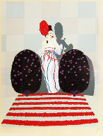 Lafayette 1979 Limited Edition Print by  Erte - 0