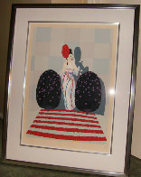Lafayette 1979 Limited Edition Print by  Erte - 1