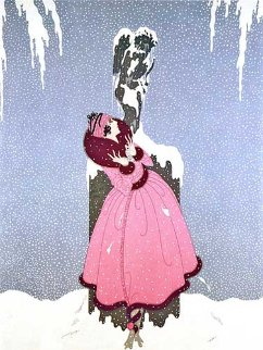 End of Romance 1981 Limited Edition Print -  Erte