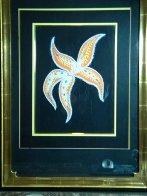 Starfish Lady 1936 28x20 Original Painting by  Erte - 2