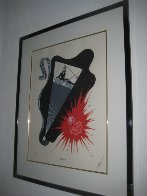 Zodiac Suite: Scorpio 1982 Limited Edition Print by  Erte - 1