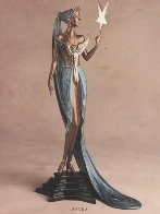 Astra Bronze Sculpture 1987 Sculpture by  Erte - 2