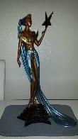 Astra Bronze Sculpture 1987 Sculpture by  Erte - 1