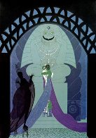 Lovers and Idols 1980 Limited Edition Print by  Erte - 0