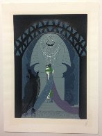 Lovers and Idols 1980 Limited Edition Print by  Erte - 2