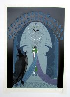 Lovers and Idols 1980 Limited Edition Print by  Erte - 1