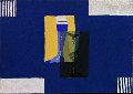 Socks 1930 (Early) Original Painting -  Erte
