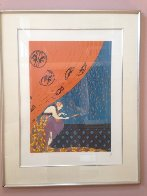 Fall 1979 Limited Edition Print by  Erte - 1