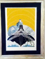Surprises of the Sea 1983 Limited Edition Print by  Erte - 1