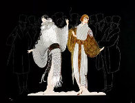 Opening Night 1985 Limited Edition Print by  Erte - 0