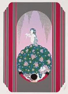 Spring Dress of Venus 1983 Limited Edition Print by  Erte