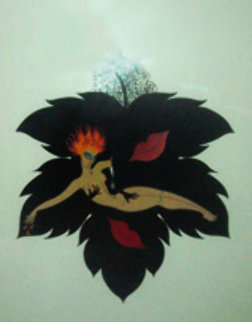 Seven Deadly Sins Suite of 7 1983 Limited Edition Print by  Erte
