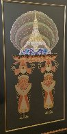 Mother of Pearl 1987  Limited Edition Print by  Erte - 1
