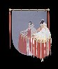 Mirror 1985 Limited Edition Print by  Erte - 0