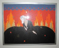 Memories 1980 Limited Edition Print by  Erte - 1