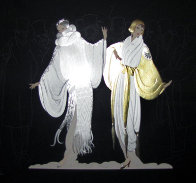 Opening Night 1985 Limited Edition Print by  Erte - 3