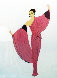 In the Evening 1981 Limited Edition Print by  Erte - 0