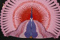 Phoenix Rising 1983 Limited Edition Print by  Erte - 1