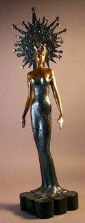 Starstruck Bronze Sculpture 1987 Sculpture -  Erte