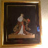 Rigoletto 1990 Limited Edition Print by  Erte - 1