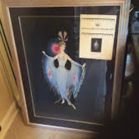 Twilight 1987 Limited Edition Print by  Erte - 1